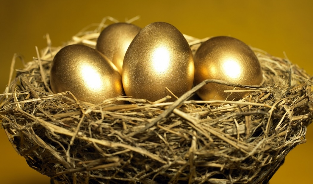 The Principle Of The Golden Goose And The Eggs