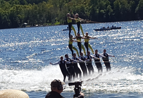 World Water Ski Competitions 2018