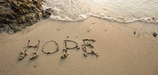 Why giving up hope will be the best thing you ever did