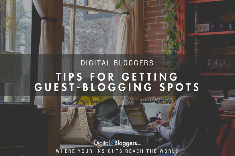 Tips for Getting Guest-Blogging Spots