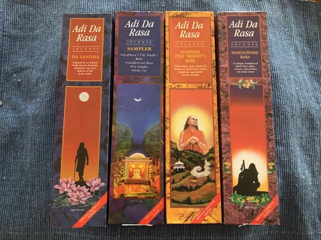 Incense Sticks - A Unique High Quality Blend