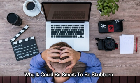 Why It Could Be Smart To Be Stubborn