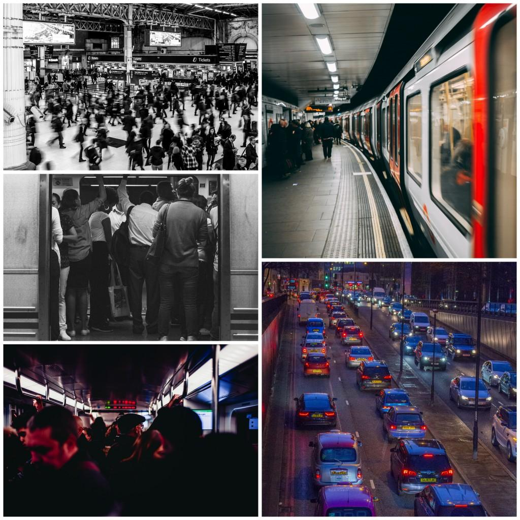 The Stress of Commuting for Work