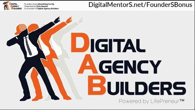 Digital Agency Builders DAB Affiliate Program [part 6]