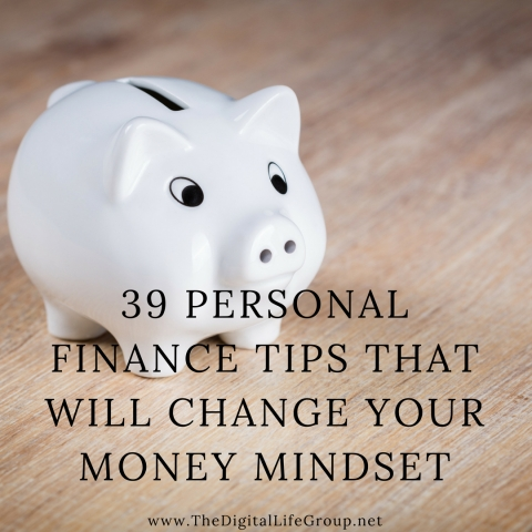 39 Personal Finance Tips That Will Change Your Money Mindset