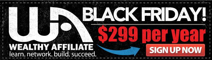Black Friday Sale on Starting an Online Business