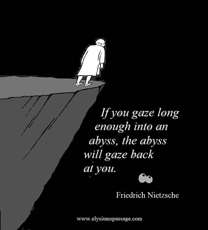 THE ABYSS OF FEAR