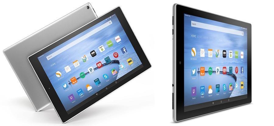"""Fire HD 10 Tablet, Alexa , 10.1"""", 1080p, Full HD Display"""