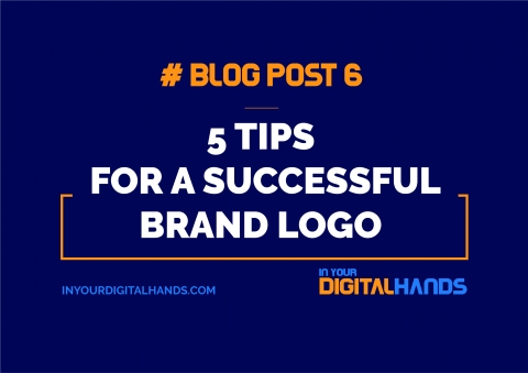 5 TIPS FOR A SUCCESSFUL BRAND LOGO