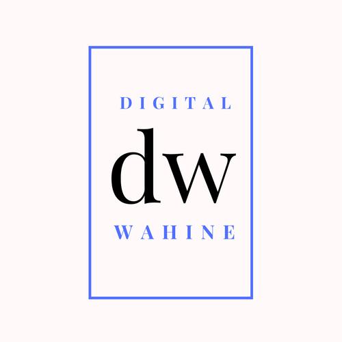 Digital Wahine - This is me