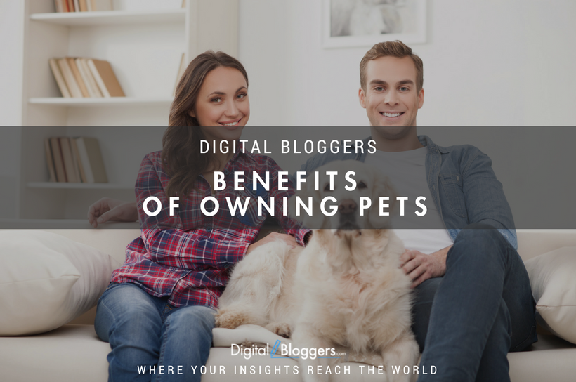 Benefits of Owning Pets