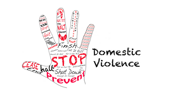 MAN'S INHUMANITY TO MAN – DOMESTIC VIOLENCE.