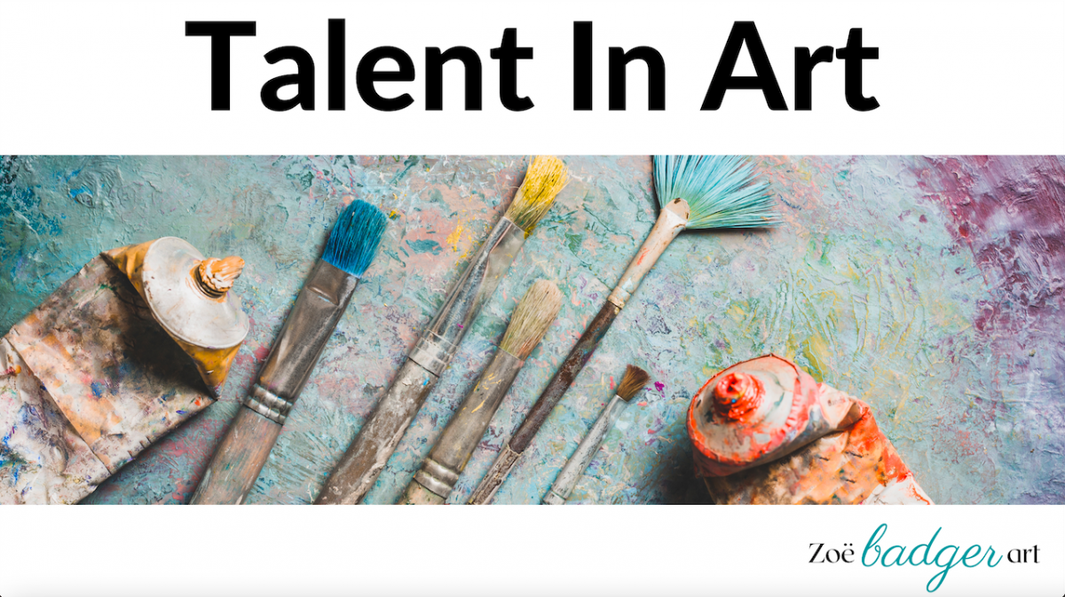 Talent In Art