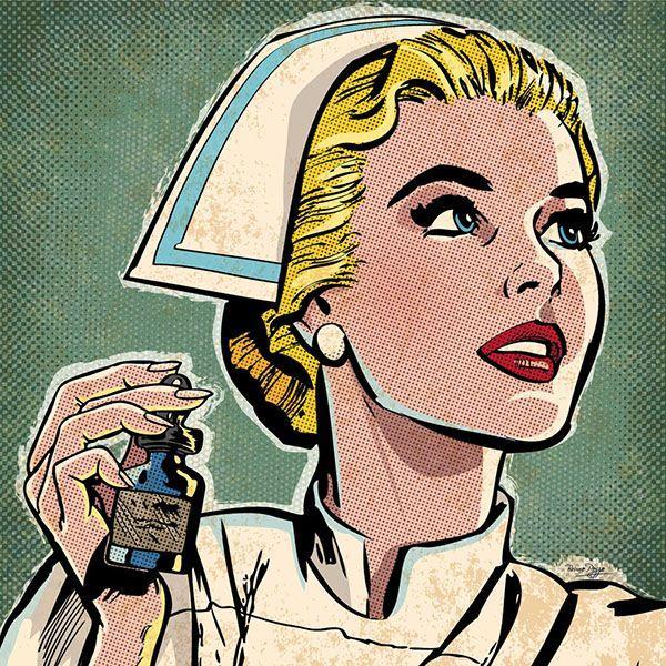 Nursing shortage in the UK