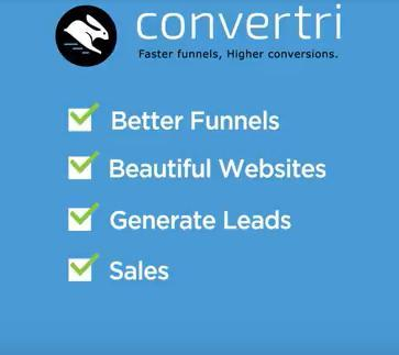 Calling online marketers 2020: Why Convertri landing pages are cuter than a kitten.  or...The top 5 reasons why I am in love with Convertri.
