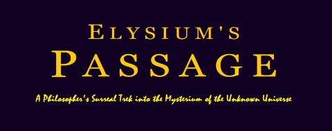 ELYSIUM'S PASSAGE CHAPTER ONE