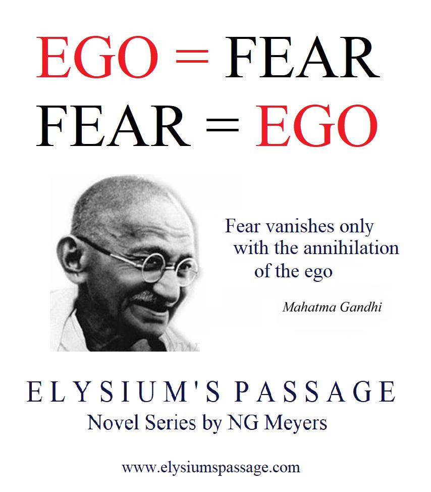 EGO-FEAR PHANTOM