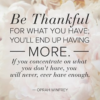 Daily Affirmations Be Conscious Of What Gratitude Can Do In Your Life