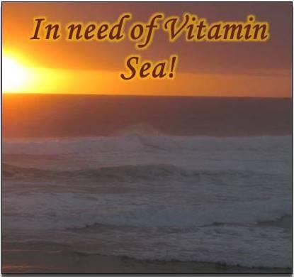 In Need of Vitamin Sea!