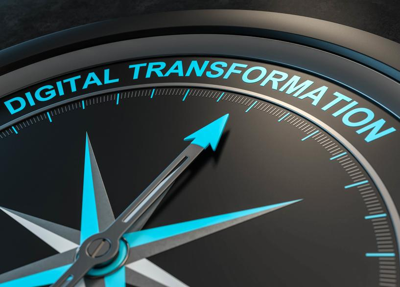 Digital Transformation - Its Here And Inevitable