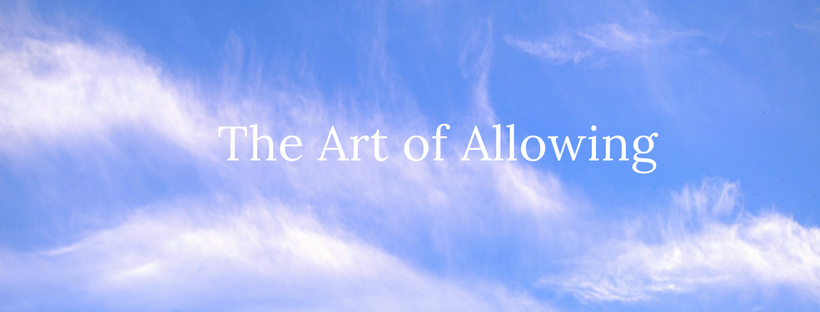 ART OF ALLOWING EBOOK