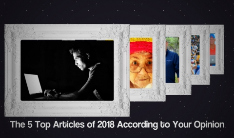 The 5 Top Articles of 2018 According to Your Opinion