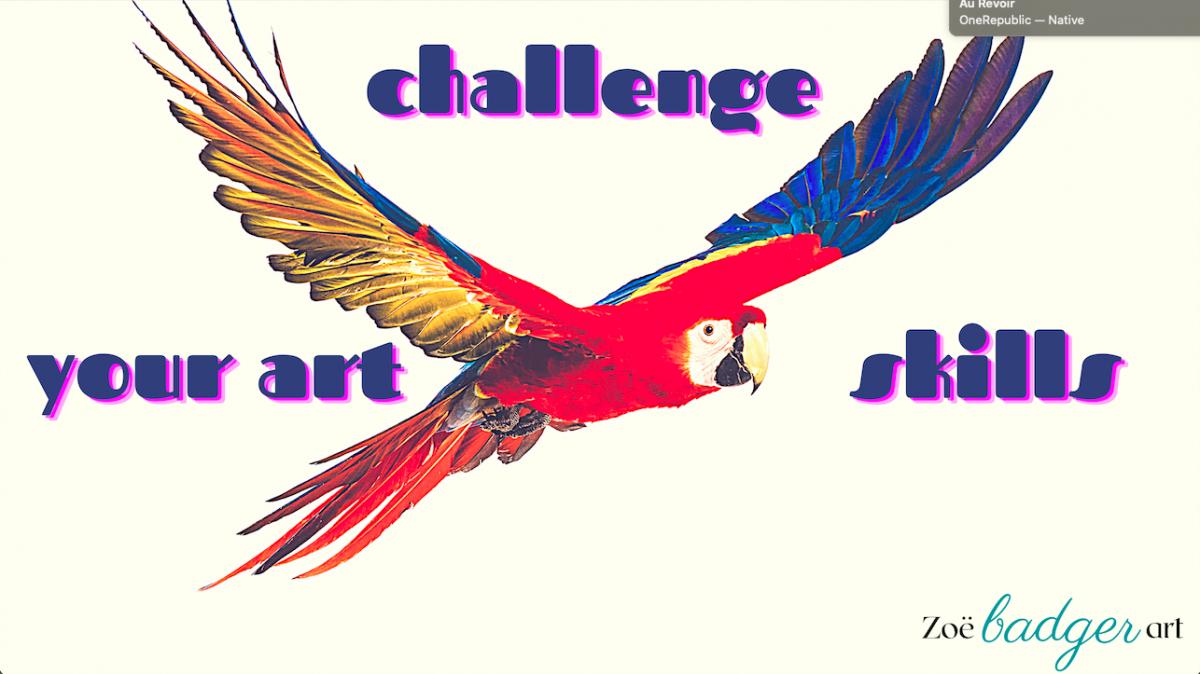 Challenge Your Art Skills