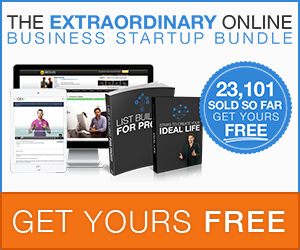 The extraordinary online business startup bundle